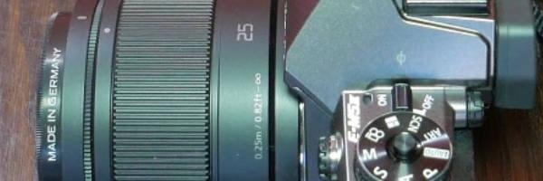 Autofocus Noise of the Panasonic 25mm F1.7